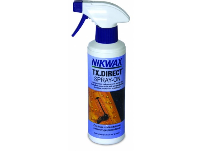 20 Nikwax TX DIRECT Spray On