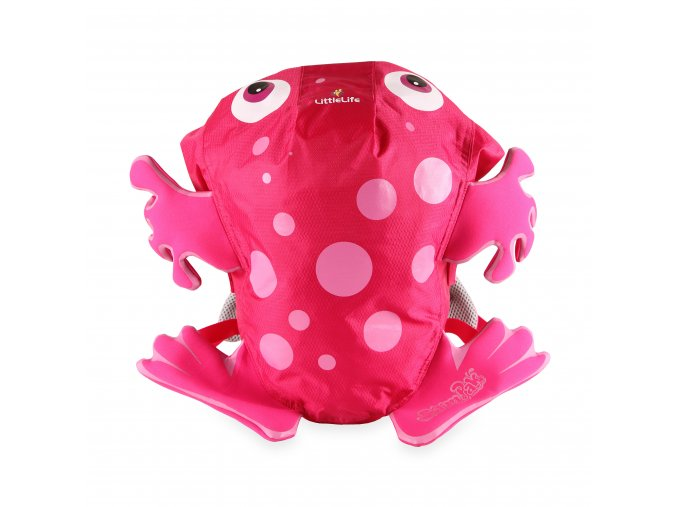 L12041 frog swimpak pink 1