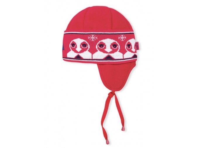 KAMA Dětská pletená čepice Kama B50