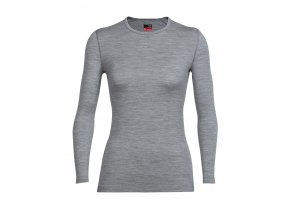 FW17 WOMEN TECH TOP LS CREWE 104037002 1