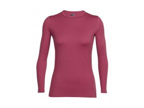 FW17 WOMEN TECH TOP LS CREWE 104037601 1