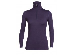 FW17 WOMEN TECH TOP LS HALF ZIP 104038501 1