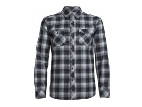FW17 MEN LODGE LS FLANNEL SHIRT 102932004 1