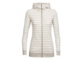 SS18 WOMEN CRUSH LS ZIP HOOD 104093201 1