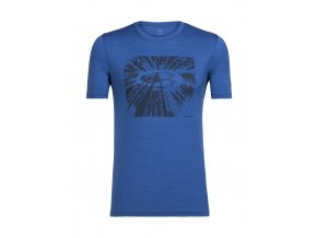 SS18 MEN TECH LITE SS CREWE TREE TOP LOGO 104132402 1