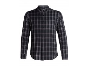 FW18 MEN COMPASS FLANNEL LS SHIRT 104141002 1