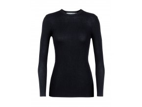 FW18 WOMEN VALLEY SLIM CREWE SWEATER 104314001 1