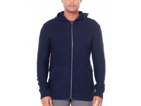 FW18 MEN WAYPOINT LS ZIP HOOD SWEATER 104329402 2