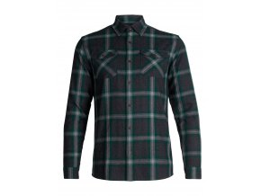 FW18 MEN LODGE LS FLANNEL SHIRT 104478002 1