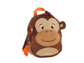 L17140 monkey toddler backpack 1