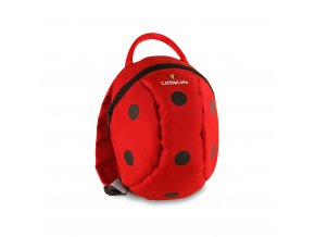 L10239 animal backpack ladybird 1