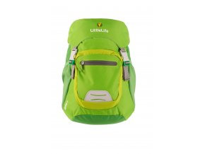 L12213 alpine kids backpack green 3