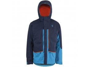 SCOTT Jacket Vertic 2L Insulated bk ir/vi bl