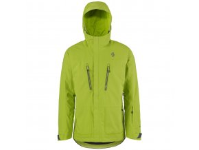 SCOTT Jacket Ultimate GTX leaf green