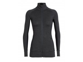 SS19 ADVENTURE WOMEN FLUID ZONE LS ZIP 104150002 1