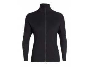 SS19 TRAINING WOMEN KINETICA LS ZIP 104620001 1