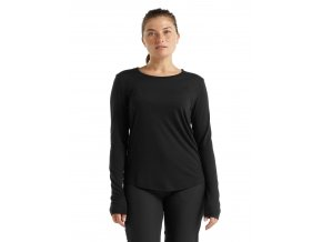 SS19 ADVENTURE WOMEN SPHERE LS LOW CREWE 104677001 1
