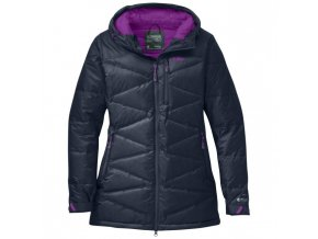 OUTDOOR RESEARCH Women's Floodlight Down Parka, night/ultraviolet (velikost XS)