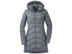 OUTDOOR RESEARCH Women's Sonata Ultra Down Parka, Pewter (velikost XS)
