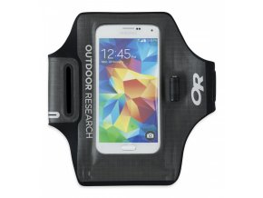 OUTDOOR RESEARCH Sensor Dry Pocket Armband, charcoal (velikost OS (UNI))