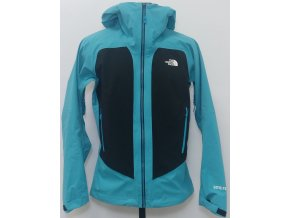 THE NORTH FACE W Impendor Cknit Shell Jacket, ACOUSTIC BLUE/TNF BLACK
