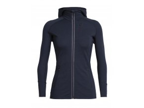 FW19 ADVENTURE WOMEN QUANTUM LS ZIP HOOD 101466423 1