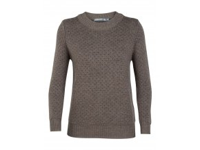FW19 WOMEN WAYPOINT CREWE SWEATER 104316209 1