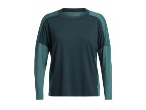 FW19 TRAINING WOMEN KINETICA LS CREWE 104619B05 1