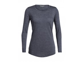 FW19 ADVENTURE WOMEN SPHERE LS LOW CREWE 104677440 1