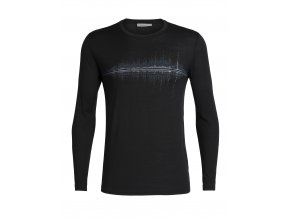 FW19 ADVENTURE MEN TECH LITE LS CREWE SNOW WAVE 104729001 1