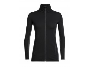 FW19 TRAINING WOMEN DELTA LS ZIP 104842001 1