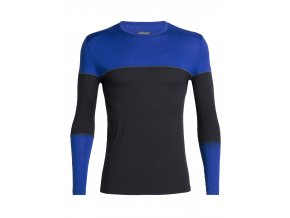 FW19 BASELAYER MEN 200 OASIS DELUXE LS CREWE 104858B04 1