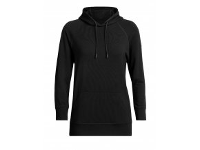 FW19 TRAINING WOMEN MOMENTUM HOODED PULLOVER 104892010 1