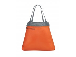 AUSBAGOR UltraSilShoppingBag Orange 01