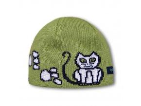 KAMA Dětská pletená čepice Kama B01