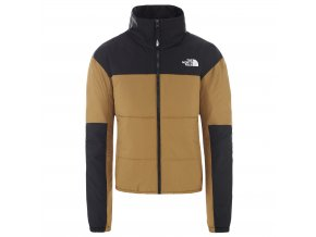 THE NORTH FACE W Gosei Puffer - Eu, British Khaki