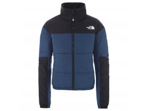 THE NORTH FACE W Gosei Puffer - Eu, Blue Wing Teal