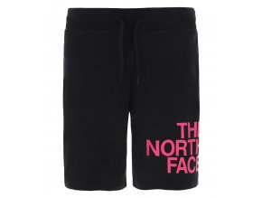 THE NORTH FACE M Ss Graphic Short - Eu, Tnf Black/Mr. Pink