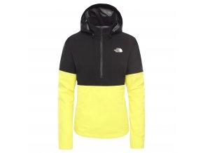 THE NORTH FACE W Arque Active Trail Futurelight Jacket, Tnf Lemon/Tnf Black