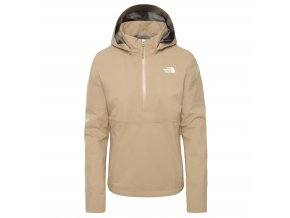 THE NORTH FACE W Arque Active Trail Futurelight Jacket, Kelp Tan