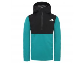 THE NORTH FACE M Arque Active Trail Futurelight Jacket, Fanfare Green/Tnf Black