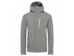 THE NORTH FACE M Dryzzle Futurelight Jacket, Tnf Medium Grey Heather