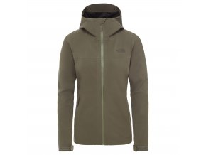 THE NORTH FACE W Apex Flex Futurelight Jacket, New Taupe Green