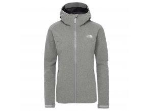 THE NORTH FACE W Apex Flex Futurelight Jacket, Tnf Medium Grey Heather
