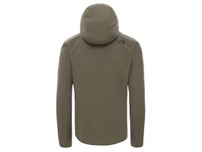 THE NORTH FACE M North Dome 2 Stretch Wind Jacket, New Taupe Green