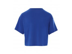 THE NORTH FACE W S/S Extreme Crop Tee, Tnf Blue