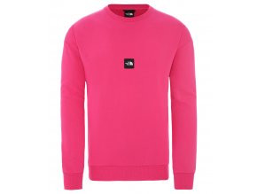 THE NORTH FACE M Masters Of Stone Crew - Eu, Mr. Pink