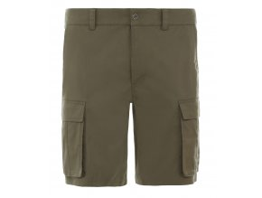 THE NORTH FACE M Anticline Cargo Short - Eu, Burnt Olive Green