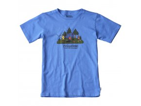 7323450299194 SS18 a kids camping foxes tshirt 21