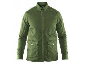 7323450394424 SS19 a greenland zip shirt jacket fjaellraeven 21